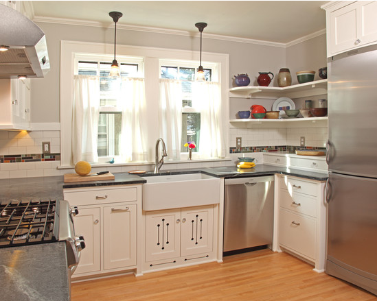 100 Excellent Small Kitchen Designs That Are Smart Useful