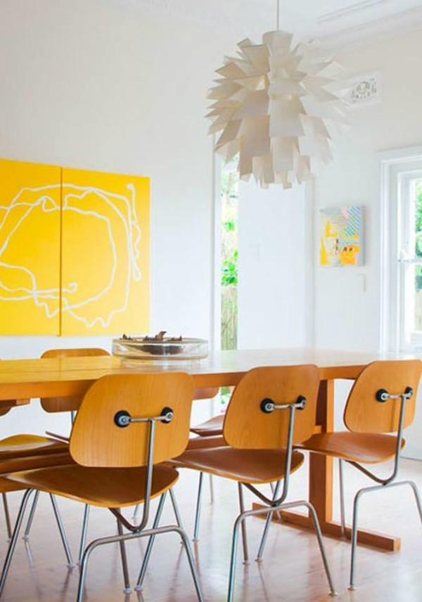 100 most astounding interior design ideas of april 2014 12 the sun is out at least in london and this norm 69 pendant light bynormann copenhagen looks fab aloadofball Images