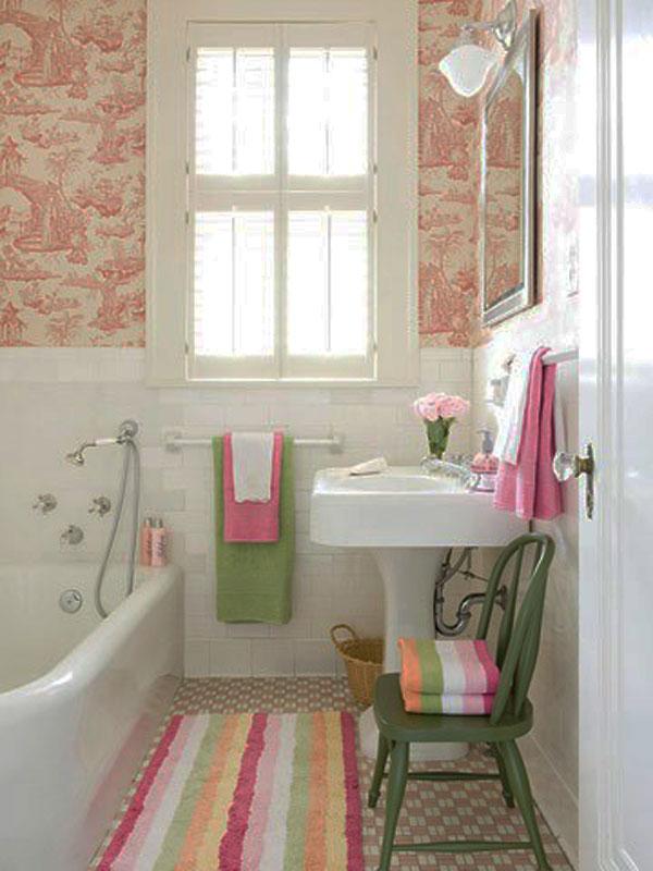 24 50 Beautiful Small Bathroom Ideas to
