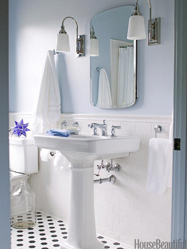 A Traditional Bathroom