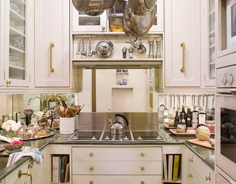 A Truly Tiny Kitchen