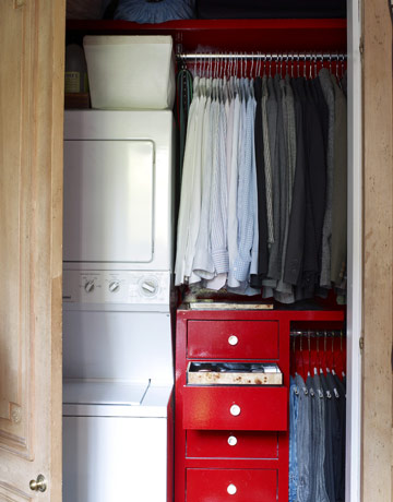 A Well-Edited Closet