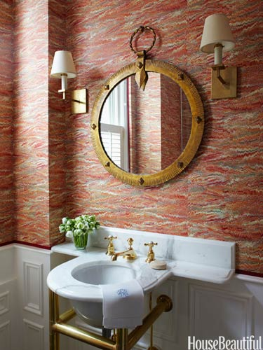 Antique French Bathroom