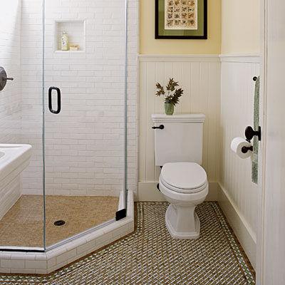 50 exclusive bathroom tile ideas for lifetime of refreshments for Unusual bathroom flooring