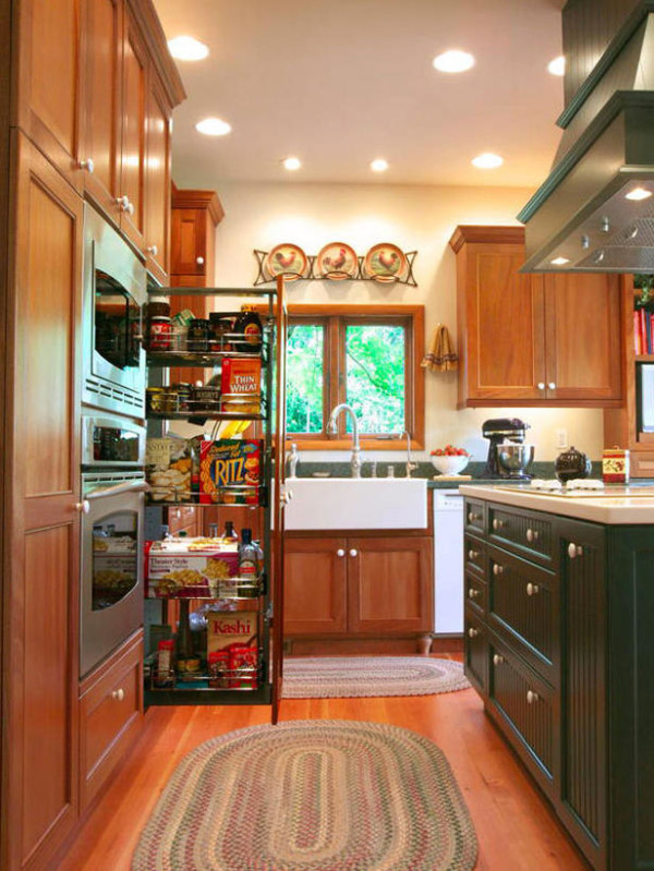 100 Excellent Small Kitchen Designs That Are Smart Amp Useful