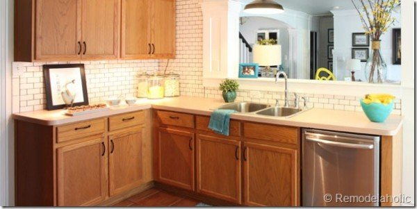 Excellent Turquoise Subway Tile Backsplash Kitchen