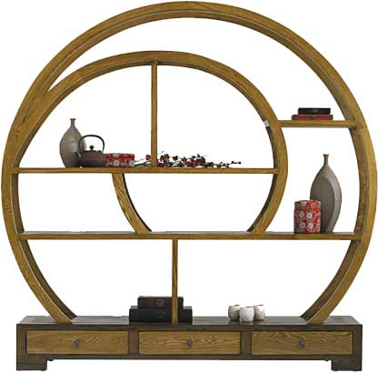 Ellipse Bookcase