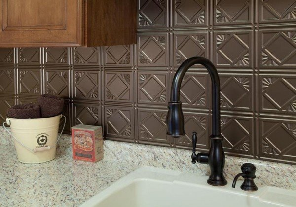 Faux Tin Tile