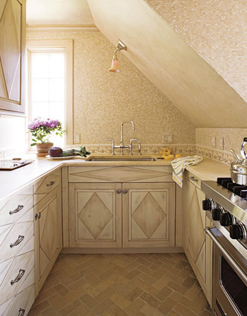 French Fantasy Kitchen