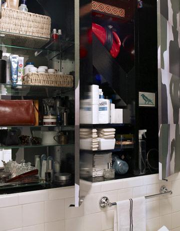 Hidden Cabinets