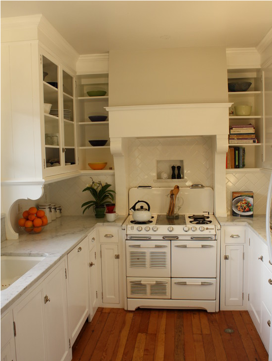 Excellent Small Kitchen Designs That Are Smart Useful