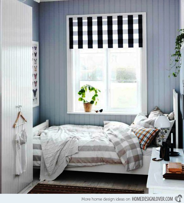 50 Small Bedroom Ideas That Give A Mega Look