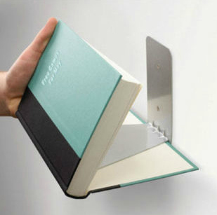 The Bookend Bookshelf