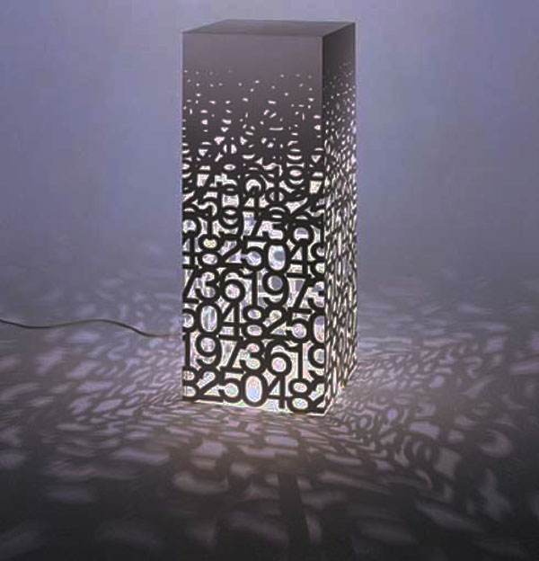 The Memento lamp
