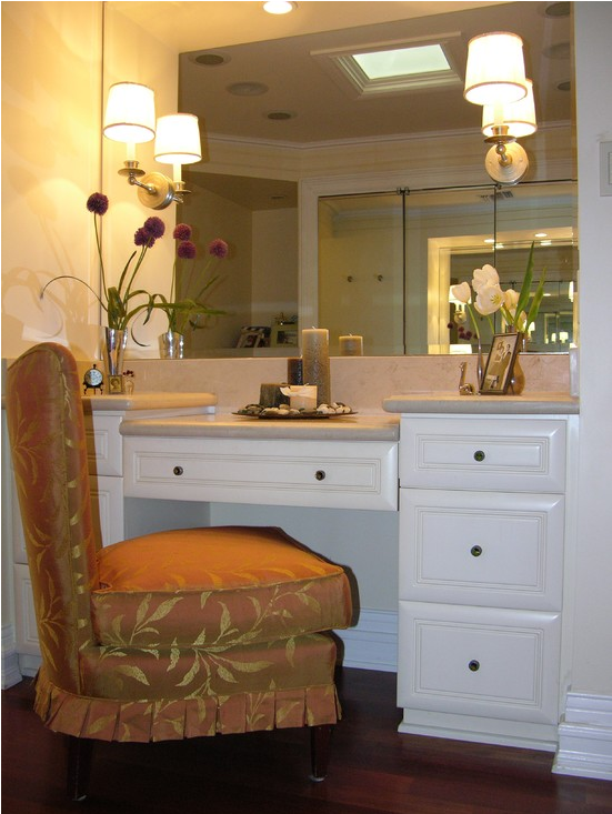 50 stylish dressing table ideas to add spice in a corner for Dressing table design 2014