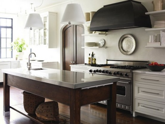 Outstanding Open Kitchen Islands Images - Best idea home design .