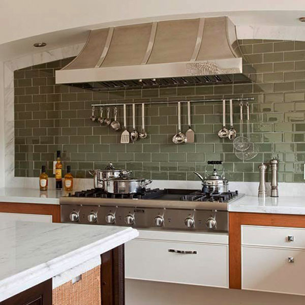 Exceptional Pictures Of Kitchen Tiles Ideas Part - 5: Interior Design Mag