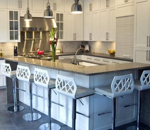 Countertop Replacement Materials : 30 Kitchen Countertop Materials that are Designed Beautifully