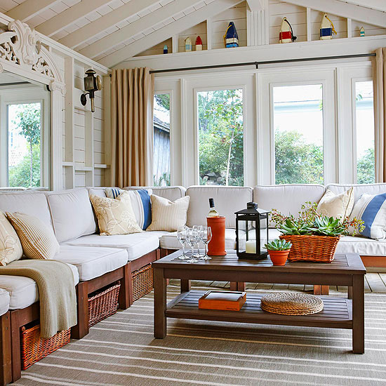 Sunrooms Ideas: 50 Most Elegant Sunroom Furniture Designs