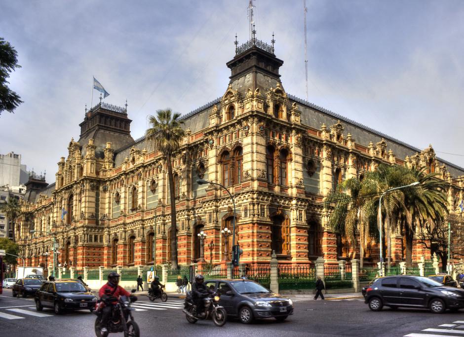 Palacio de Aguas Corrientes - Buenos Aires