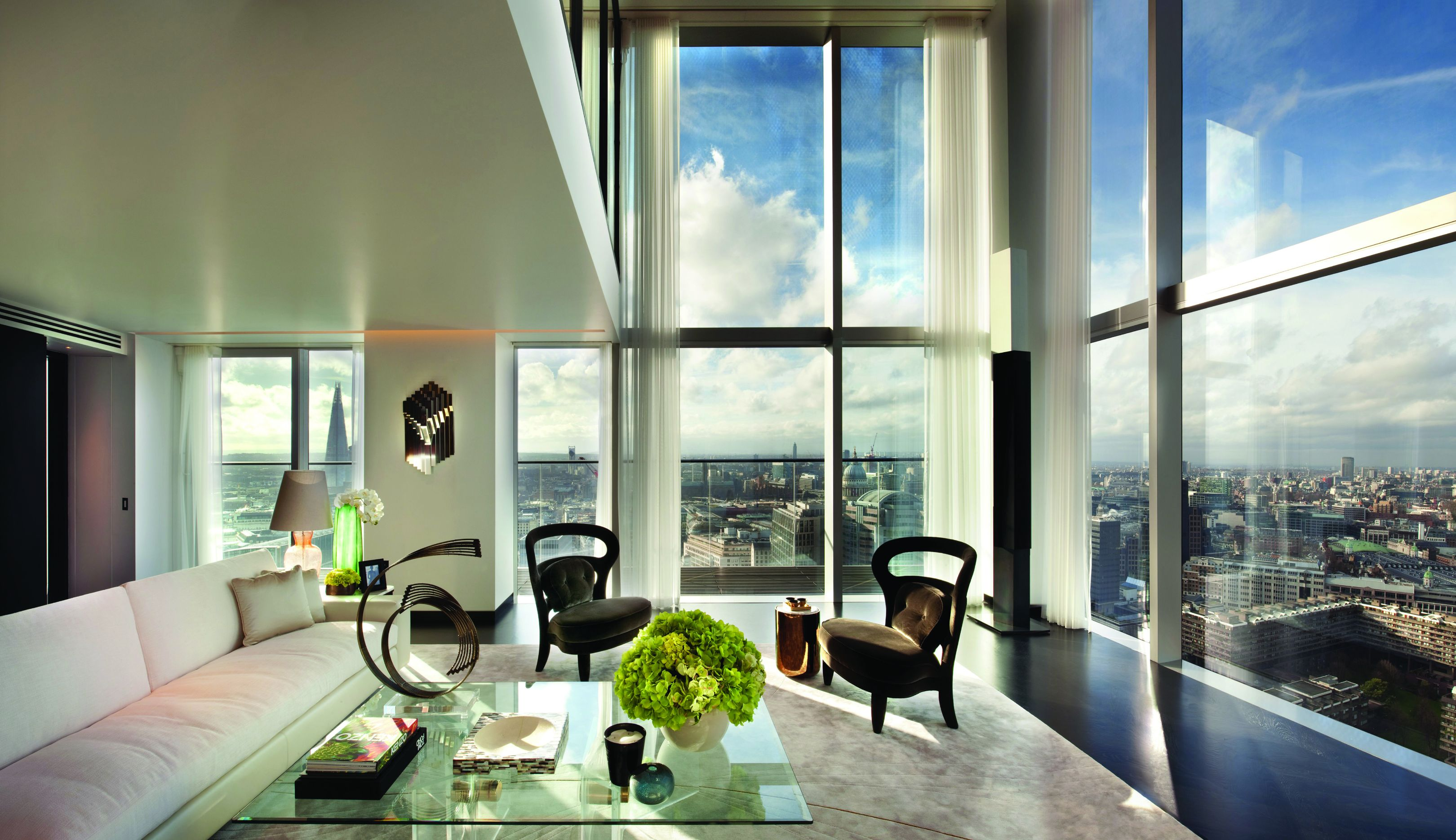 Penthouse At The Heron In City Of London Interior Design Mag