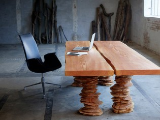 WoodNWonder Furniture – Made from Natural Wood by Bente Hovendal
