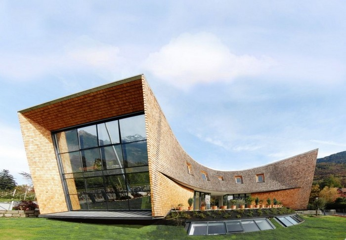 10 Most Impressive Examples Of Modern Wooden Architecture