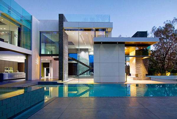 Amazing Modern House By Whipple Russell Architects