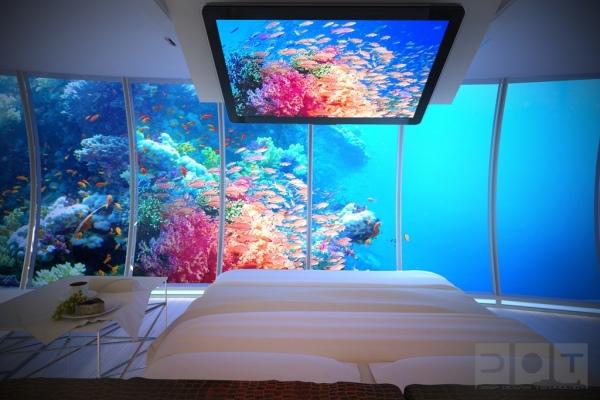 Bedrooms Underwater 10