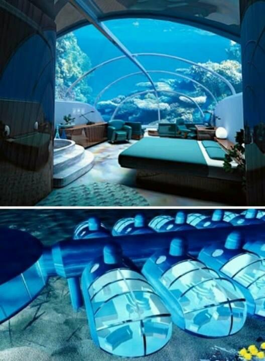 Bedrooms Underwater 6