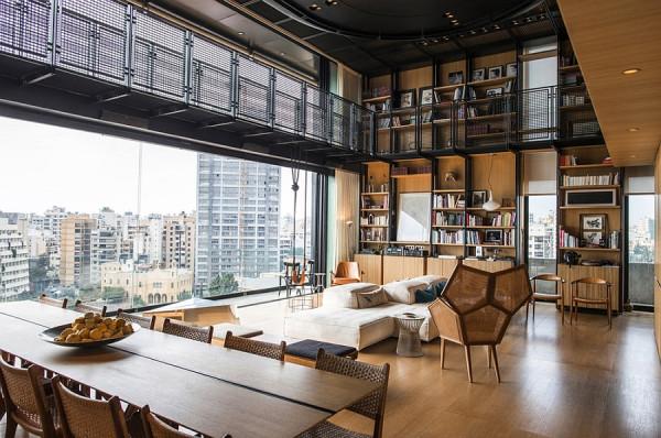 Beirut penthouse