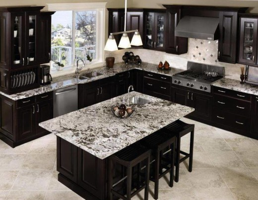 Black Kitchen Designs 2
