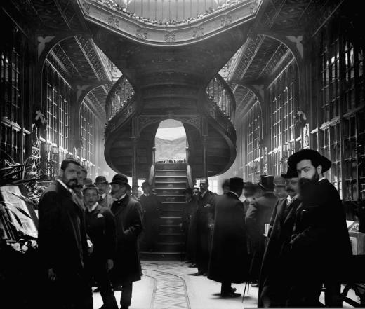 Bookstore Lello & Irmão, Porto - 1906
