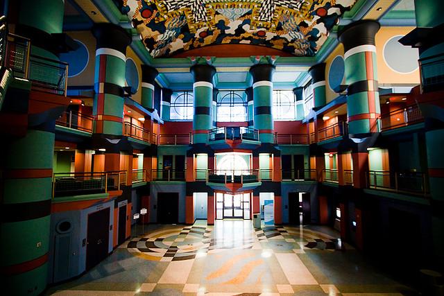 Duncan Hall Rice University Interior Design Mag