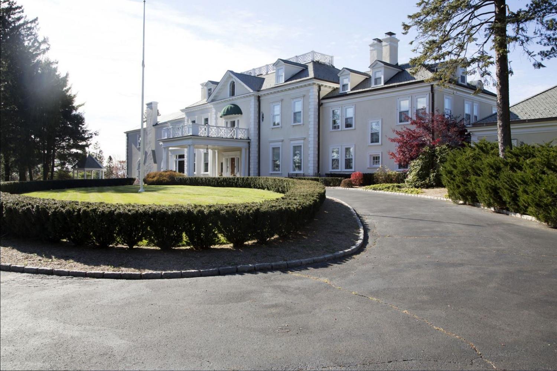 Goduina Mansion Ridgefield Connecticut Interior Design Mag