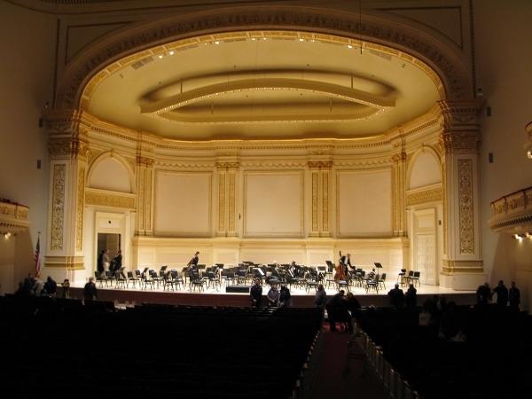 Isaac Stern Auditorium, Carnegie Hall