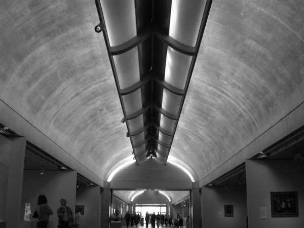 Kimball Museum - Louis Kahn - Fort Worth, TX