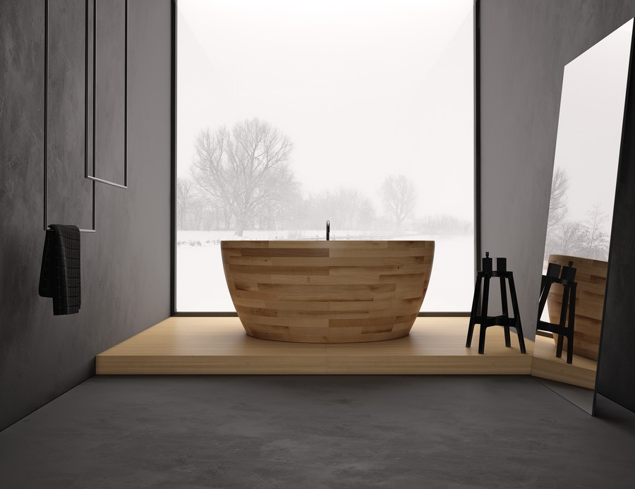 Minimalist Bathroom Interior Design Mag