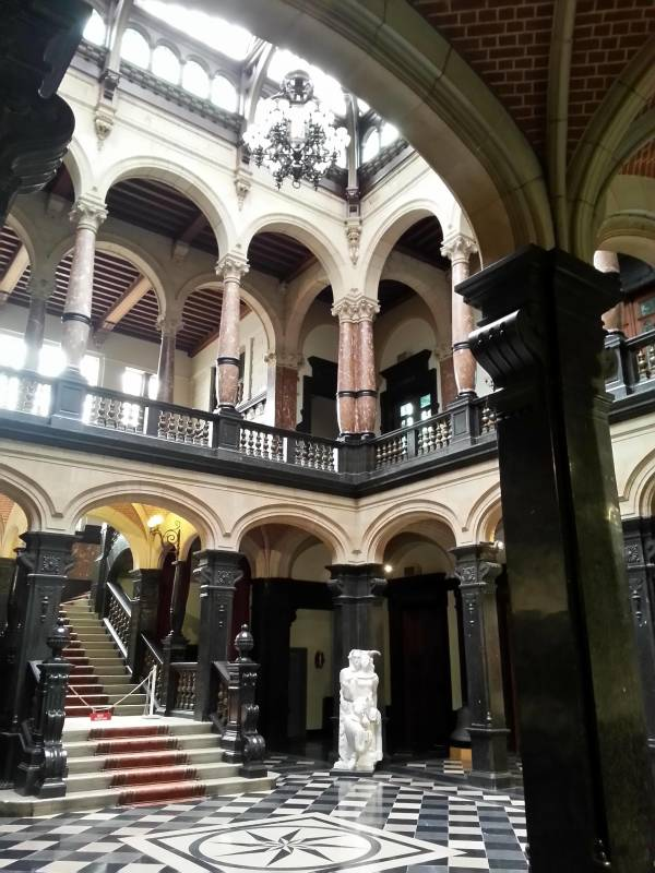 Old City Hall In Antwerp Belgium Interior Design Mag