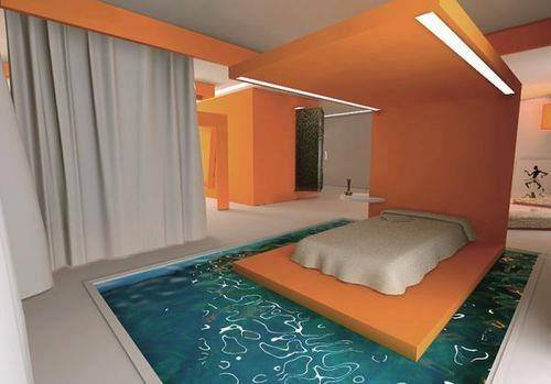 Pool Bedroom 2