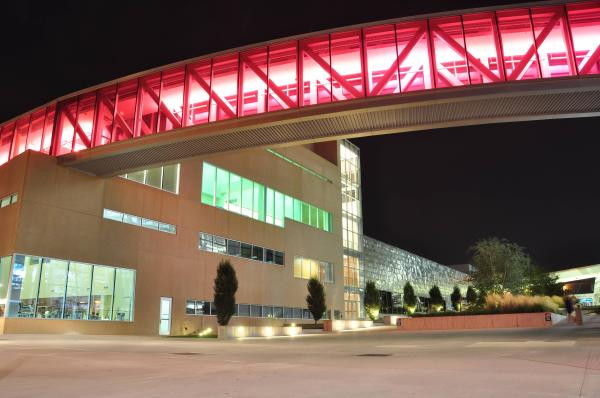Recreation and Physical Activity Center (RPAC) at Ohio State University, Columbus, Ohio