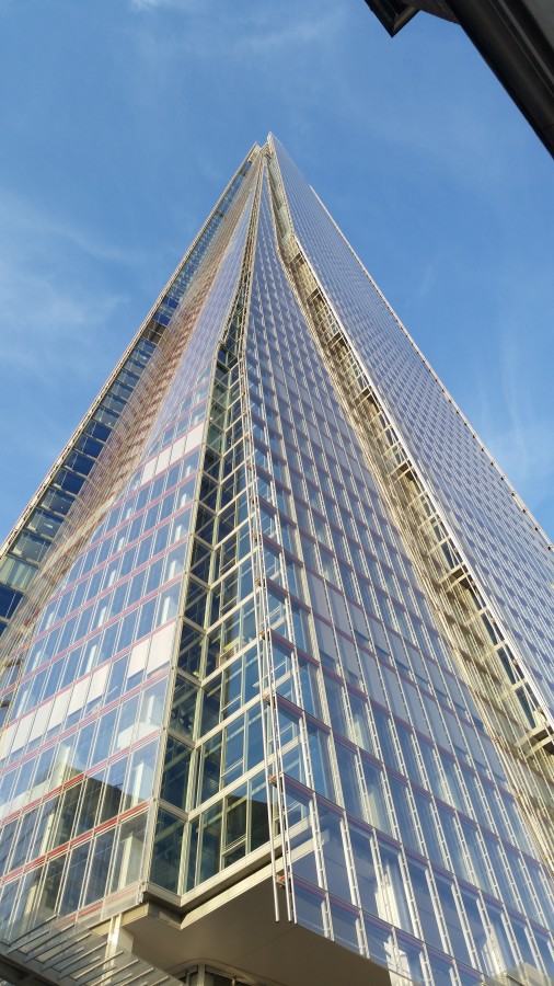 The Shard - Renzo Piano - London, UK