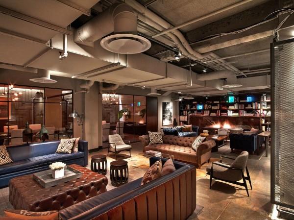 Collaborative Workspace Interior Design Mag