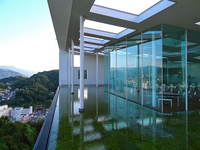 Garden Terrace Nagasaki Hotels Amp Resorts Japan By Kengo