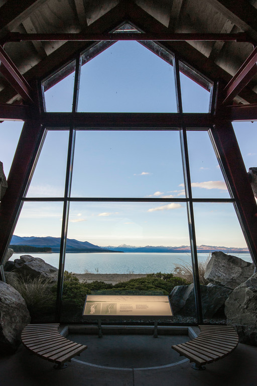 Lake Pukaki Visitor Centre, Canterbury, New Zealand