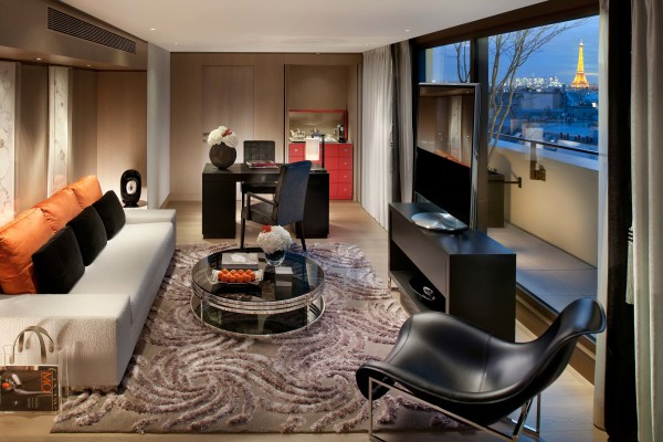 Luxury Suite in Paris, France