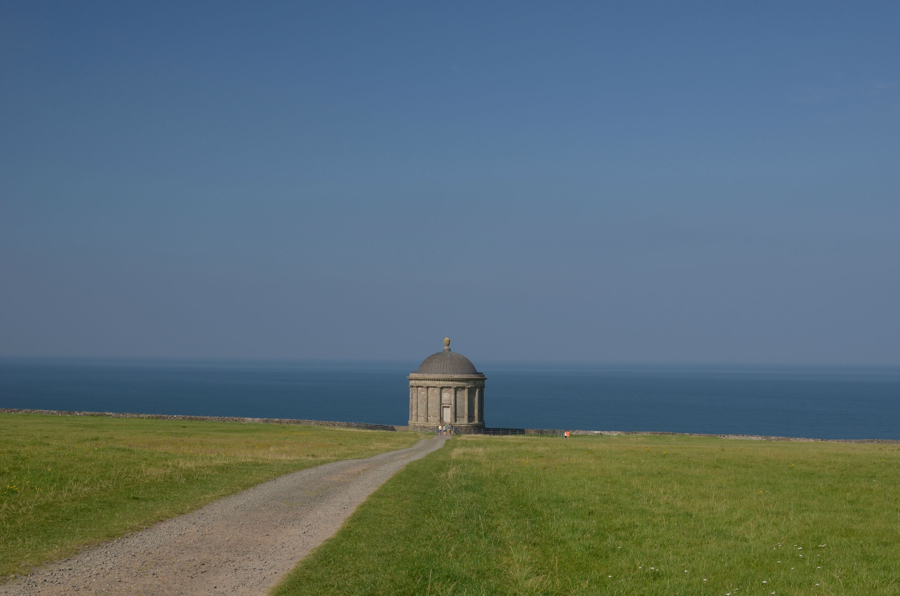 Mussenden Temple Co. Londonderry Northern Ireland