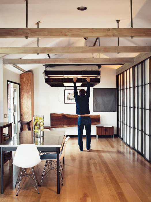 15 Great Ideas For Saving Living Space