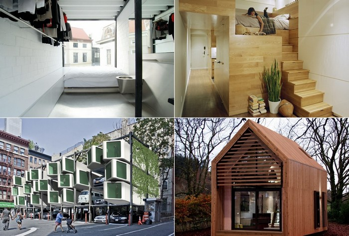 7 Spectacular examples of Cozy Accommodations in very Cramped Situation