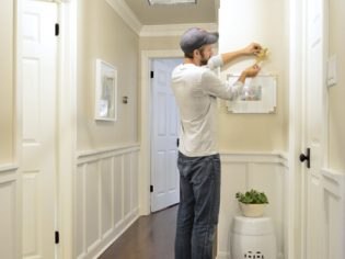 """DECKING THE HALLS… WITH """"FANCY"""" MOLDING"""